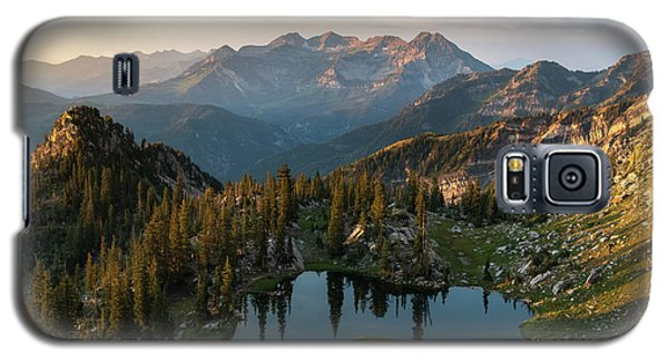 Sunrise In The Wasatch Galaxy S5 Case