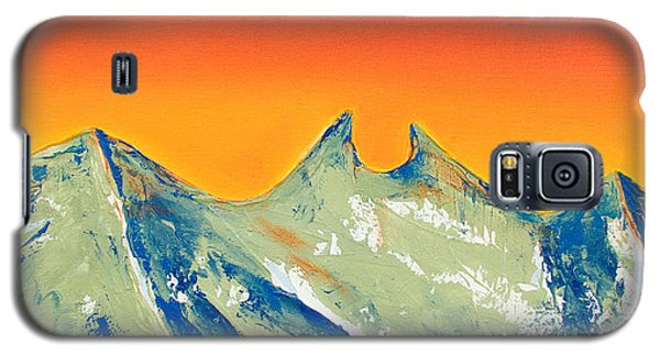 Sunrise La Silla Galaxy S5 Case