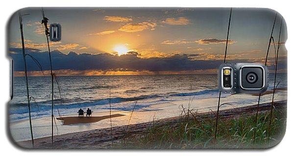 Sunrise Love Galaxy S5 Case