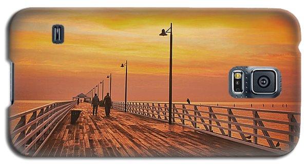 Sunrise Lovers Galaxy S5 Case