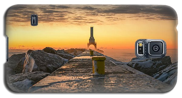 Sunrise Magic Galaxy S5 Case