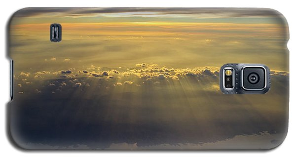 Sunrise From 30,000 Feet Galaxy S5 Case