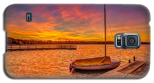 Sunrise Minneapolis Galaxy S5 Case by RC Pics
