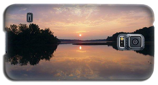 Sunrise Morning Bliss 152b Galaxy S5 Case