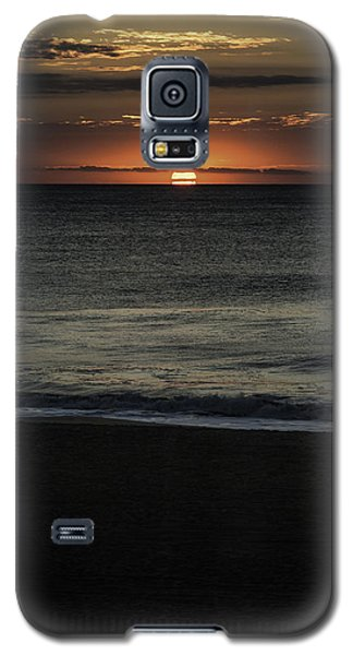 Sunrise Ocean City Galaxy S5 Case by Jim Moore