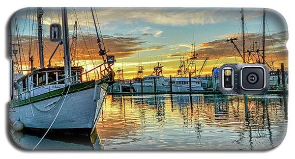 Sunrise On Bay Galaxy S5 Case
