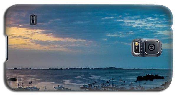 Sunrise On Biscayne Bay Galaxy S5 Case