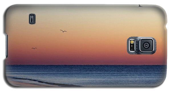Galaxy S5 Case featuring the photograph Sunrise On Hilton Head by Bruce Patrick Smith