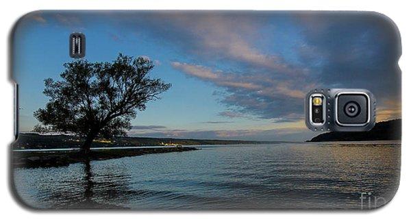 Sunrise On Seneca Lake Galaxy S5 Case