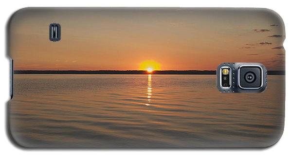 Sunrise On Seneca Lake Galaxy S5 Case