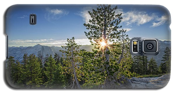 Sunrise On Sentinel Dome Galaxy S5 Case by Rick Berk
