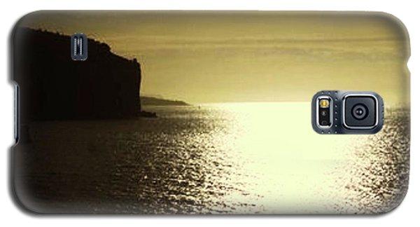 Sunrise On The Almalfi Coast Galaxy S5 Case