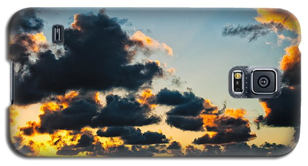 Sunrise On The Atlantic #14 Galaxy S5 Case