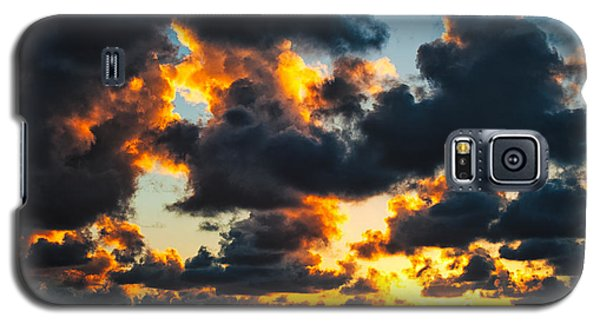 Sunrise On The Atlantic #15 Galaxy S5 Case