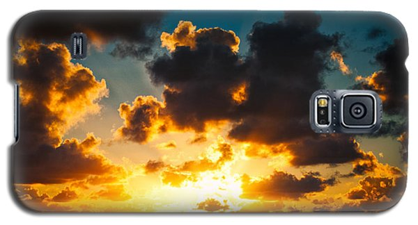 Sunrise On The Atlantic #19 Galaxy S5 Case