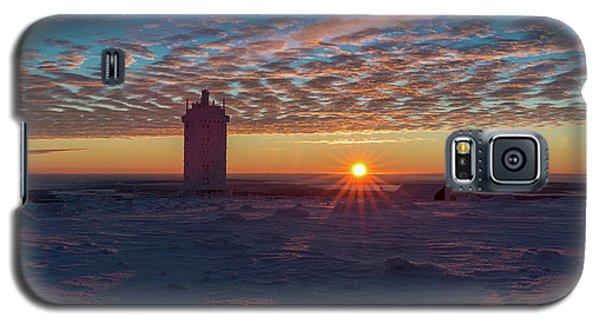 Sunrise On The Brocken, Harz Galaxy S5 Case