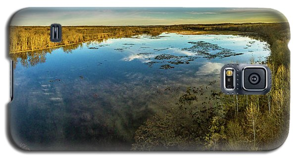 Sunrise On The Lake Galaxy S5 Case