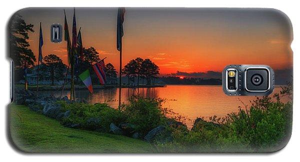 Sunrise On The Neuse 2 Galaxy S5 Case