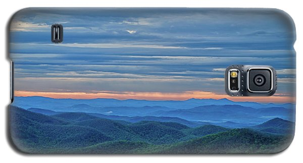 Sunrise On The Parkway Galaxy S5 Case