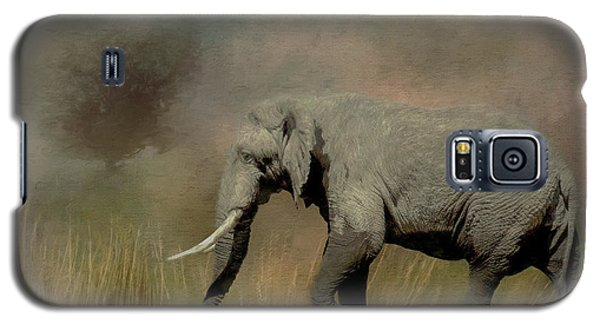 Sunrise On The Savannah Galaxy S5 Case
