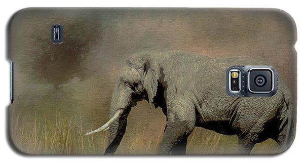 Sunrise On The Savannah Galaxy S5 Case