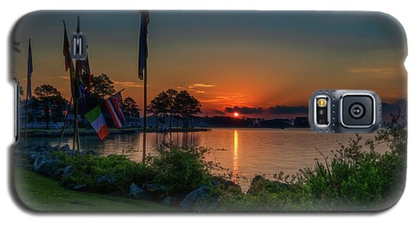 Sunrise On The Neuse 3 Galaxy S5 Case