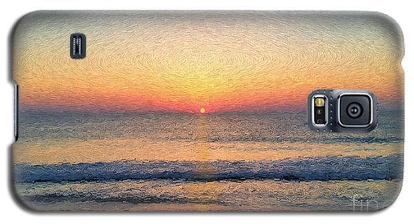 Sunrise Outer Banks Obx Galaxy S5 Case