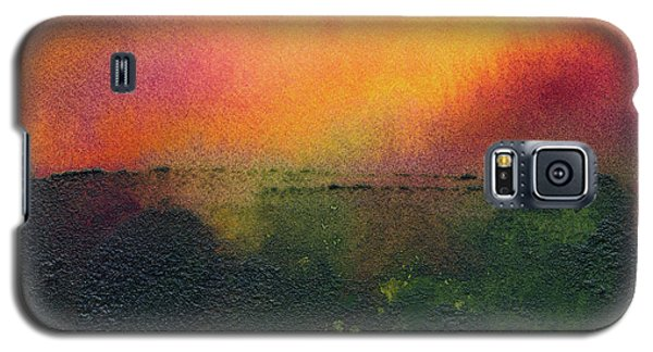 Sunrise Over A Marsh Galaxy S5 Case
