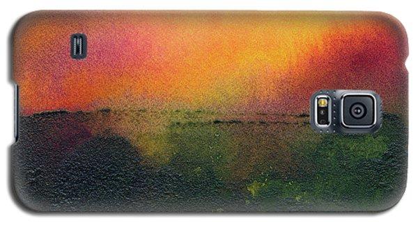 Sunrise Over A Marsh Galaxy S5 Case