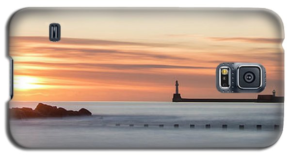 Sunrise Over Aberdeen Beach Galaxy S5 Case