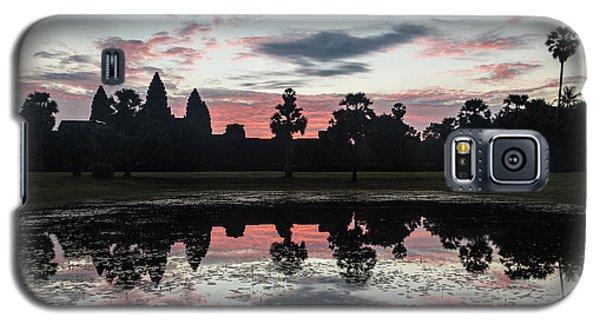 Sunrise Over Angkor Wat Galaxy S5 Case