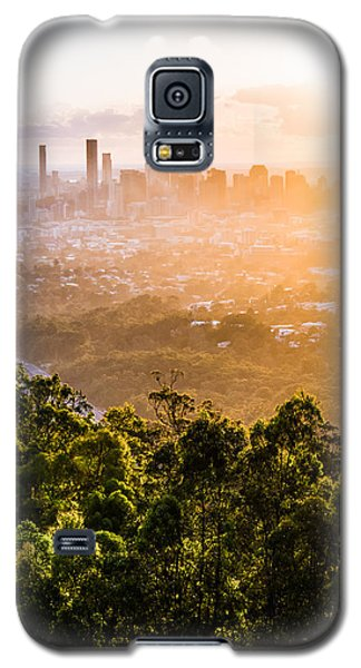 Sunrise Over Brisbane Galaxy S5 Case
