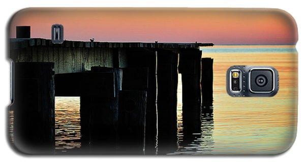Sunrise Over Chesapeake Bay Galaxy S5 Case