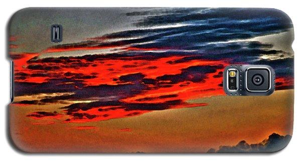 Sunrise Over Daytona Beach Galaxy S5 Case