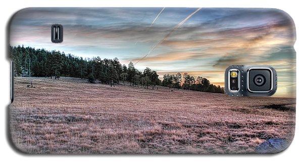 Sunrise Over Ft. Apache Galaxy S5 Case