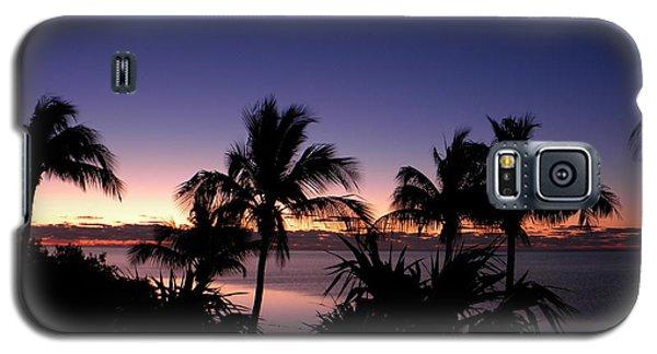 Sunrise Over Key West Galaxy S5 Case