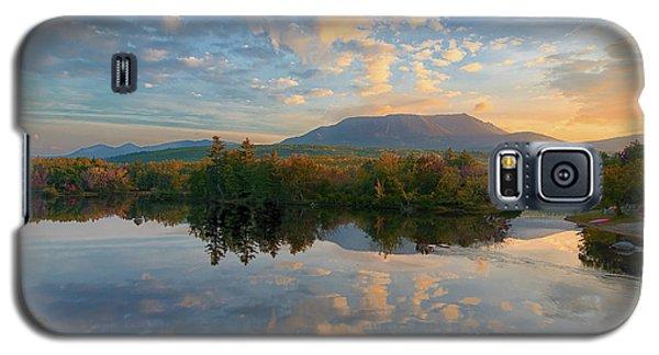 Sunrise Over Mt. Katahdin Galaxy S5 Case