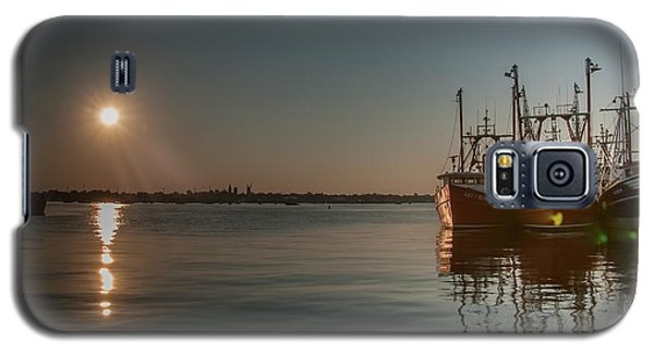 Sunrise Over New Bedford, Galaxy S5 Case