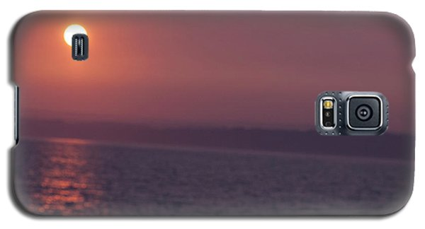 Sunrise Over St Ives Galaxy S5 Case