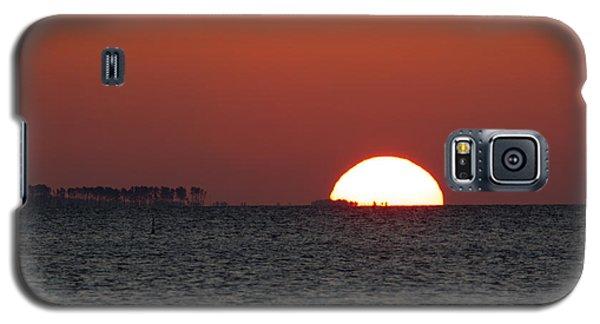 Sunrise Over The Bay 5x7 Galaxy S5 Case