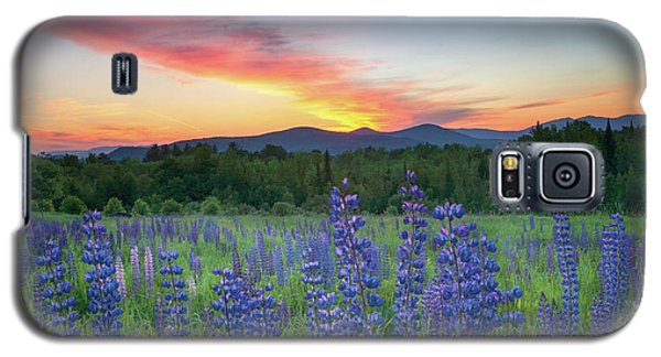Sunrise Over The Ridge Galaxy S5 Case