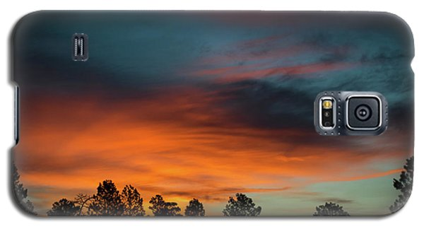 Sunrise Over The Southern San Juans Galaxy S5 Case