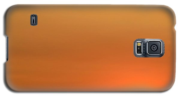 Sunrise Over The Umtanum Ridge Galaxy S5 Case