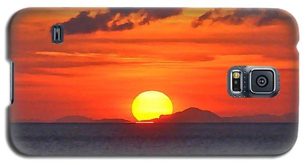 Sunrise Over Western Cuba Galaxy S5 Case