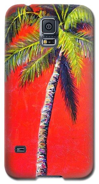 Sunrise Palm Galaxy S5 Case