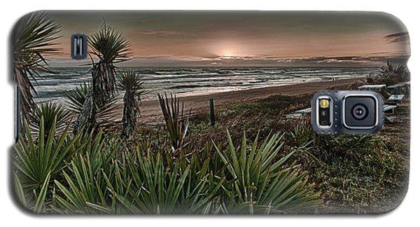 Sunrise Picnic Galaxy S5 Case
