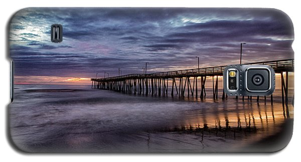 Sunrise Pier Galaxy S5 Case
