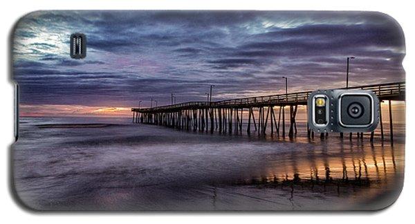 Sunrise Pier Galaxy S5 Case