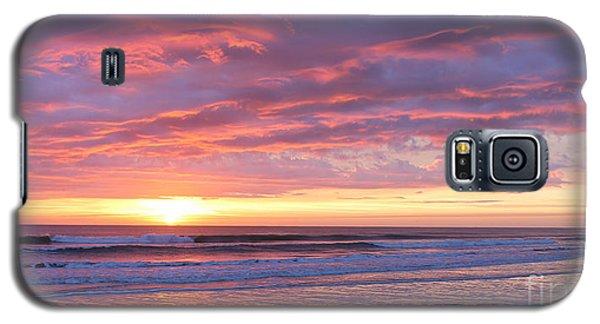 Sunrise Pinks Galaxy S5 Case