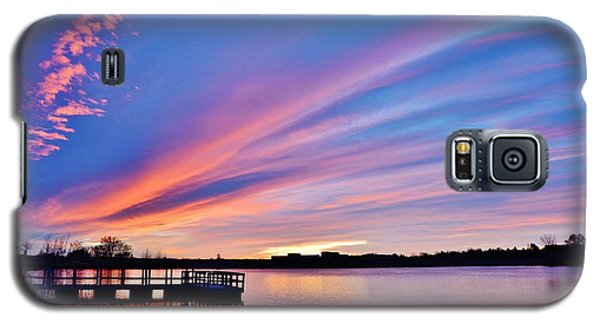 Sunrise Reflecting Galaxy S5 Case by Diane Alexander